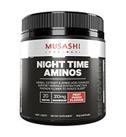 Musashi Night-Time Aminos