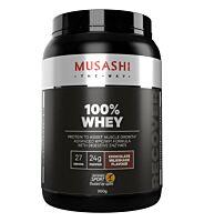 Musashi 100% Whey Protein