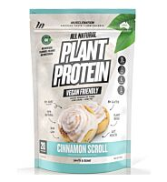 MuscleNation 100% Natural Plant Protein