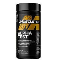 Muscletech AlphaTest 120 Capsules