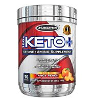 Muscletech 100% Keto + Aminos