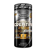 Muscletech Platinum Creatine 2500 120 Caplets