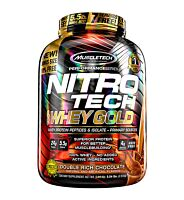 MuscleTech Nitro-Tech 100% Whey Gold 5.5Lb