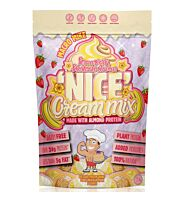 Macro Mike Strawberry Shortcake Protein 'Nice' Cream