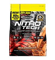 Muscletech Nitro-Tech 10Lb Bag