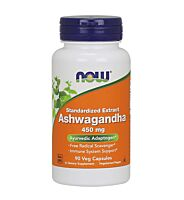 Now Foods Ashwagandha 90 Capsules