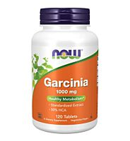 Now Foods Garcinia Cambogia Extract 120 Tablets