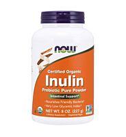 Now Foods Inulin Prebiotic 227g
