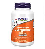 Now Foods L-Arginine 1,000m, 120 Tablets