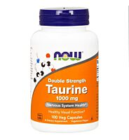 Now Foods Taurine 1,000mg, 100 Capsules