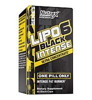Nutrex Lipo6 Black Intense