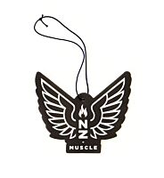 NZ Muscle Air Freshener - Cutout