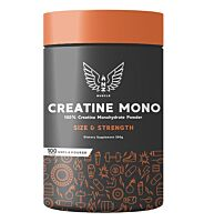 NZ Muscle Creatine Monohydrate 500g