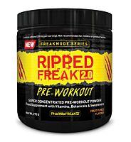 PharmaFreak Ripped Freak 2.0 Pre-workout
