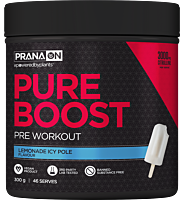 PranaOn Pure Boost Pre-workout