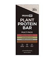 PranaOn Plant Protein Bars-Multi - 4 Pack