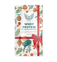 NZ Muscle Whey Protein Sachet - 1 Serve-Gingerbread Milk