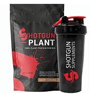 Shotgun Plant Protein