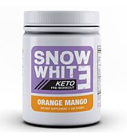 Snow White Keto Pre-workout