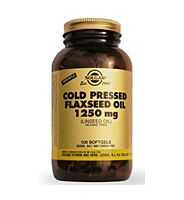 Solgar Cold Pressed Flaxseed Oil