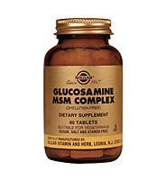 Solgar Glucosamine MSM Complex