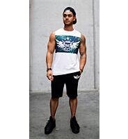 NZ Muscle Tank Singlet