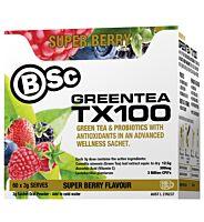 BSc Green Tea TX100