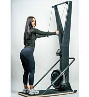 Ski Exercise Vertical Rower