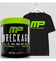 MusclePharm Wreckage