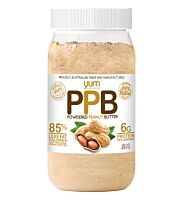 Yum Naturals PPB Powdered Peanut Butter 450g