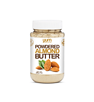 Yum Natural Powdered Almond Butter 450g