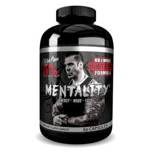 Rich Piana 5% Nutrition Mentality