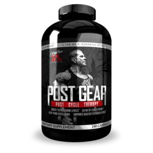Rich Piana 5% Nutrition Post Gear
