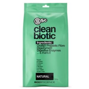 BSc Clean Biotic 150g Gut Support