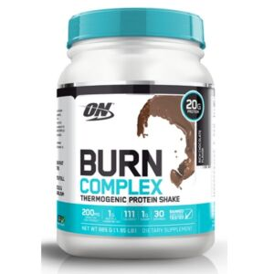 OPTIMUM NUTRITION BURN COMPLEX