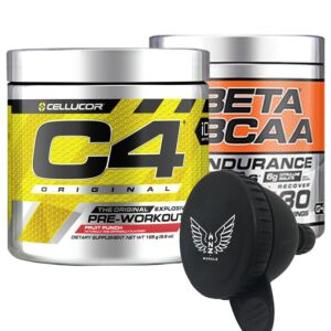 Cellucor C4 30srv + Beta BCAA