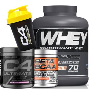 Cellucor C4 Ultimate Stack