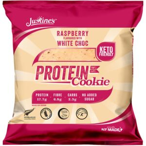 Justines Protein Cookie - box of 12