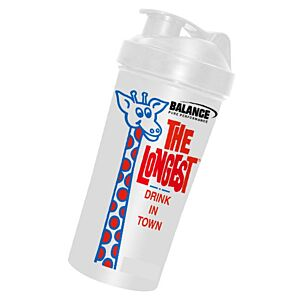 The Longest Drink in Town Shaker 600ml
