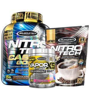 Muscletech Cafe Stack
