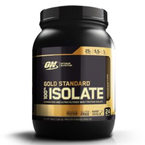 Optimum Nutrition Gold Standard Isolate