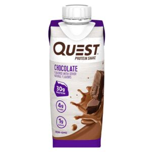 Quest Nutrition Protein Shake - case of 12