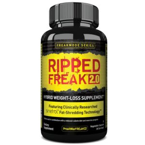 PharmaFreak Ripped Freak 2.0 28 Capsules
