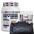 EHP Labs OxyShred & BCAA + Gym bag