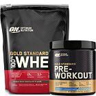 Optimum Nutrition GSW 1Lb + GS Pre-workout