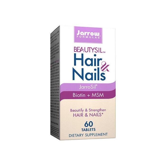 Jarrow Beautysil Hair & Nails 60 tablets