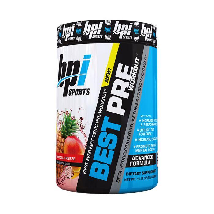 BPI Sports Best Preworkout