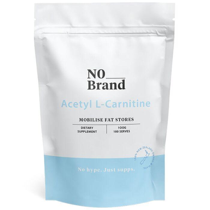 No Brand Acetyl L-Carnitine Powder
