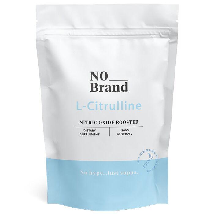 No Brand L-Citrulline Powder