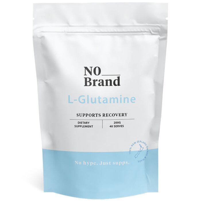 No Brand L-Glutamine Powder